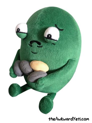 Gall bladder plushy