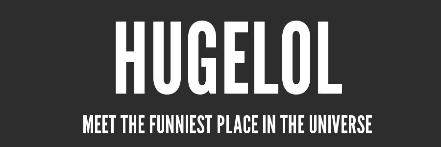 Hugelol for posting webcomics