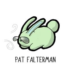 Pat Falterman bunny