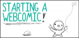Starting a webcomic